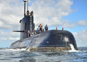 Argentina admite que carece de medios para reflotar el submarino 'ARA San Juan'