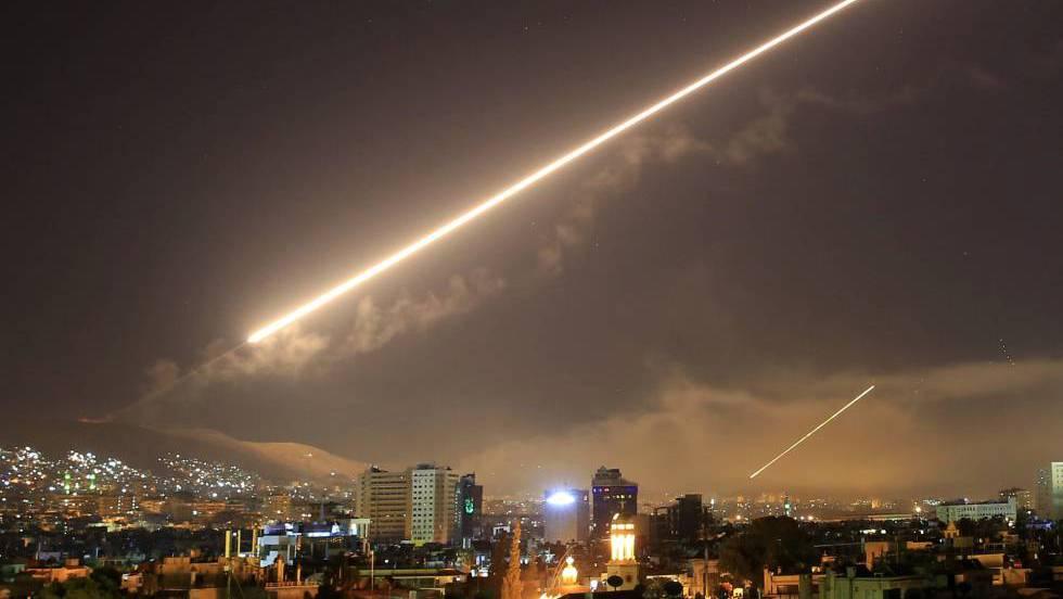 Ataque a Siria: 105 misiles entre ética y estética (pero sin provocar a  Putin) | Internacional | EL PAÍS