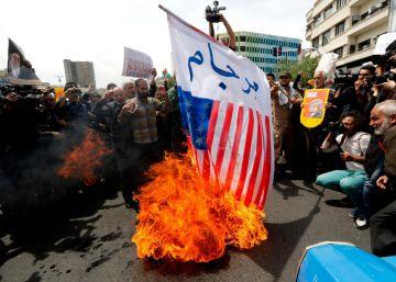 Los iraníes ven en Israel la clave de sus problemas con EEUU