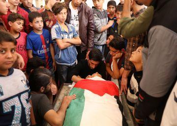 Gaza, donde la vida se parece a la muerte