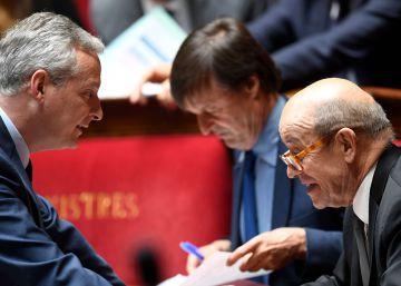 Francia anuncia nuevas congelaciones de activos por el desarrollo de armas químicas en Siria