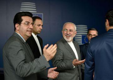 Bruselas lanza una batería de medidas para proteger sus intereses en Irán