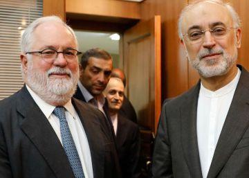 Irán dice que si la UE cumple, también respetará el pacto nuclear