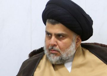 El clérigo chií Al Sadr vence en las elecciones de Irak