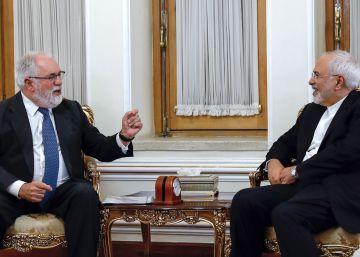 Irán desconfía de la capacidad de la UE para salvar el acuerdo nuclear