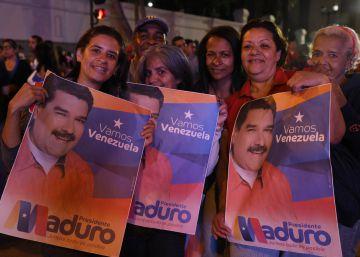 Las presidenciales registran la abstención más alta en la historia de Venezuela