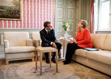 Francia y Alemania acuerdan una propuesta para un presupuesto de la zona euro