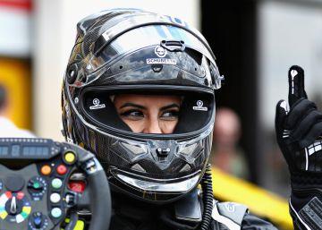 Asseel al-Hamad, la primera mujer saudí en la Fórmula 1
