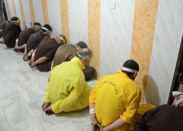 Irak acelera las ejecuciones de presos del ISIS tras el asesinato de ocho policías