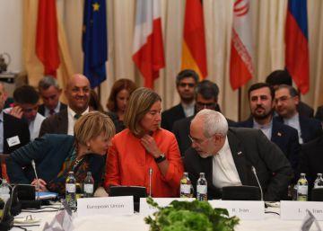 Las potencias del pacto nuclear buscan blindar el petróleo iraní