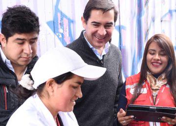 'Tablets' para apoyar el emprendimiento en Colombia