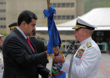 """Maduro acusa a Estados Unidos de planificar """"provocaciones"""" en la frontera con Colombia"""