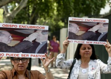 Detenido un alto cargo de la Iglesia católica chilena por abusos a menores