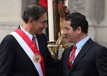 Dimite el ministro de Justicia peruano por un escándalo de sobornos a jueces
