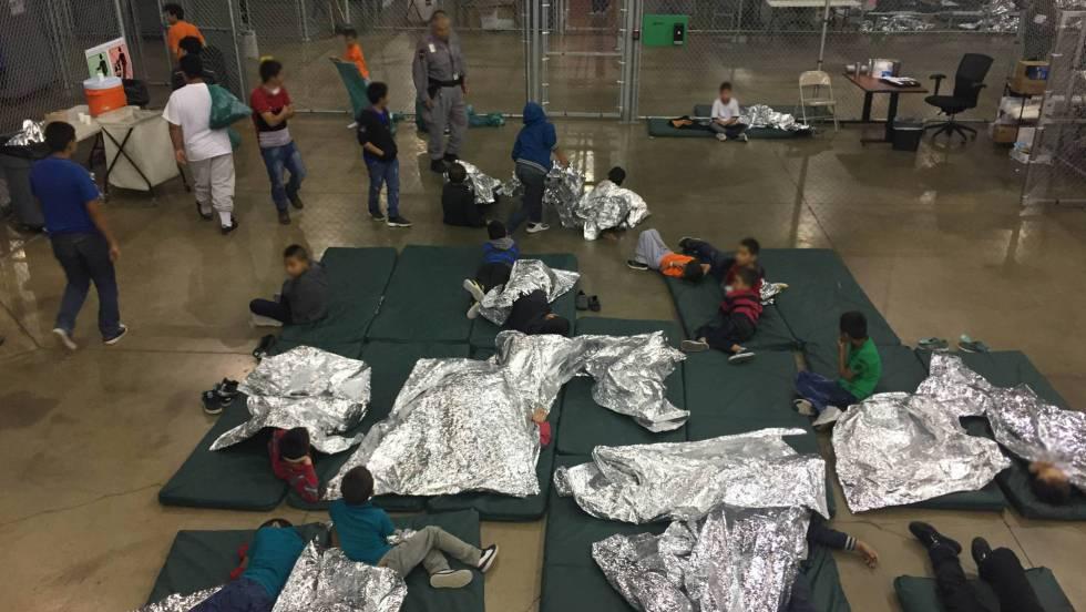 Niños migrantes detenidos cuentan sus penurias: maltratos, frío ...