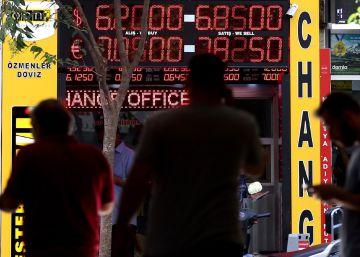 Turquía dobla los aranceles a automóviles y otra veintena de productos de EE UU