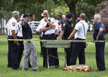 Avalancha de sobredosis en un parque de Connecticut: 100 casos en 36 horas