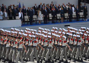 El Pentágono pospone a 2019 el desfile militar en las calles de Washington