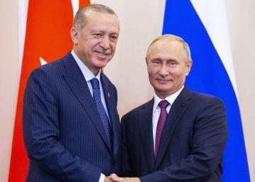 Rusia y Turquía frenan la tensión en la provincia rebelde siria de Idlib