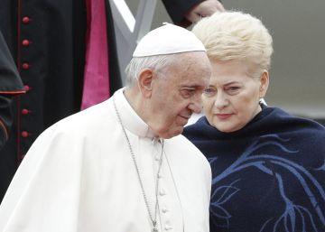 El Papa llega a los países bálticos bajo la sombra de Rusia