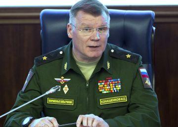 "Moscú culpa a Israel de ""negligencia criminal"" en la muerte de 15 militares rusos en Siria"