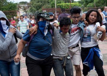 Un muerto en Nicaragua tras el ataque a otra protesta opositora