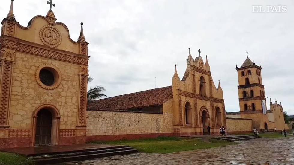 La cultura viva de las Misiones Jesuíticas de la Chiquitania se conserva en  Bolivia | Internacional | EL PAÍS