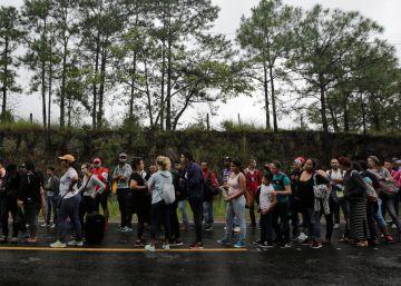 La cifra de familias migrantes que cruza a EE UU alcanza un récord