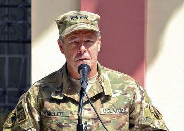 El jefe militar de EE UU en Afganistán escapa de un atentado talibán