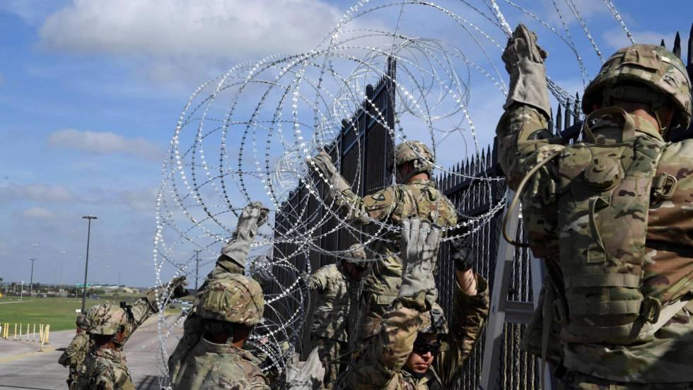 Trump restringe aún más los criterios de asilo ante el avance de la  caravana  7494a6c4768