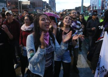 La protesta estudiantil se convierte en frente central del Gobierno de Duque