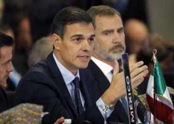 Sánchez reclama marcos regulatorios en Iberoamérica que garanticen los derechos de los migrantes