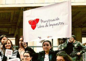 El Constitucional colombiano elimina el IVA a toallas higiénicas y tampones