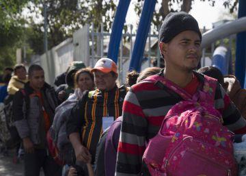 Un embudo migratorio llamado Tijuana