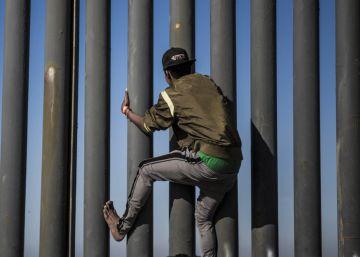 La caravana migrante, a las puertas de la incertidumbre
