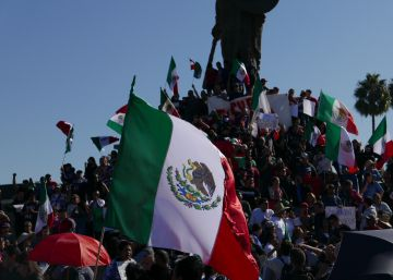La xenofobia sale a las calles de Tijuana