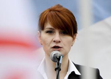 Una agente rusa se declara culpable de influir en la campaña electoral de 2016 en EE UU
