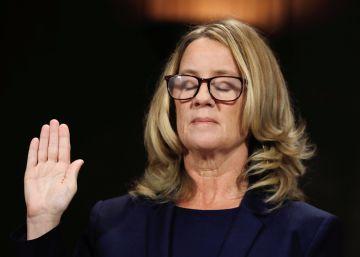 La cruel condena de Christine Blasey Ford