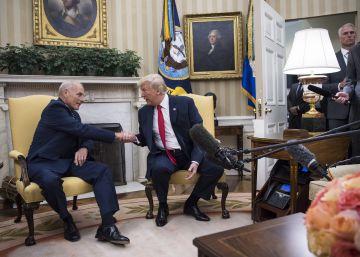Las mil y una bajas de la Casa Blanca de Trump