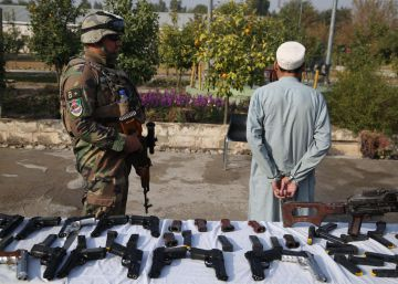 Trump revisará el caso del exsoldado acusado de matar a un presunto terrorista afgano