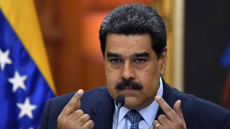 Juramentación: La toma de posesión de Nicolás Maduro culmina la quiebra  institucional de Venezuela   Internacional   EL PAÍS