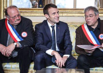 Macron intenta desactivar las protestas con un debate nacional sobre reformas
