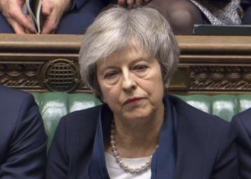 Las reacciones a la derrota de May en el Parlamento británico