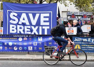 Así funciona la crucial votación en el Parlamento sobre el acuerdo del Brexit