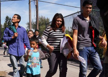 Muere un inmigrante mexicano detenido tras cruzar la frontera con Texas