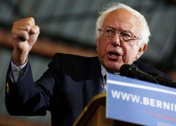 La candidatura de Sanders inclina a la izquierda la oposición a Trump