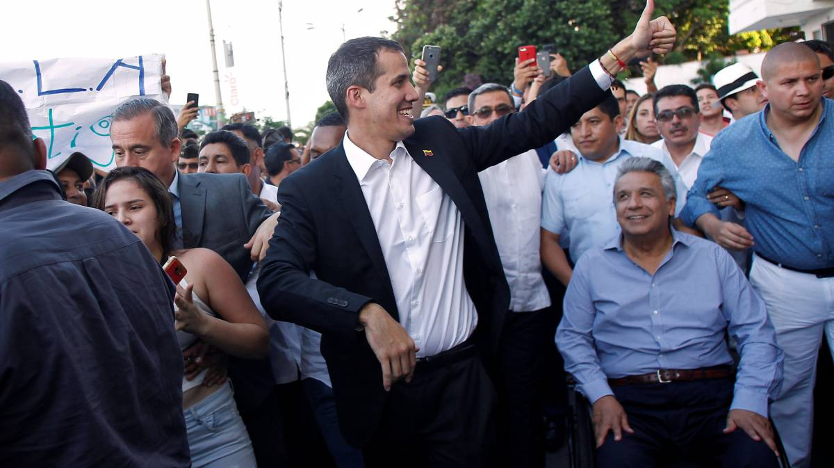 Guaidó de volta à Venezuela? Analisamos o xadrez da crise