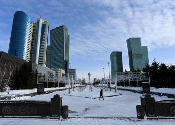 Kazajistán rebautiza su capital, Astaná, con el nombre de su expresidente