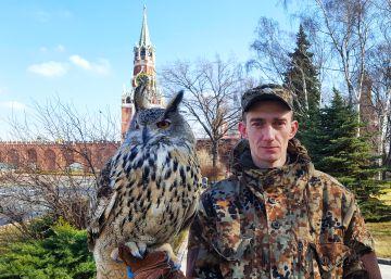 Un escuadrón alado al servicio del Kremlin