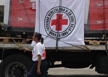 El primer lote de ayuda humanitaria llega a Venezuela